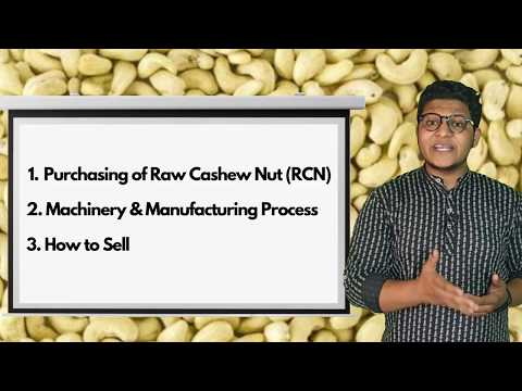, title : '(3 Tips) Cashew Nut Processing Business   How to Start काजू Business Training