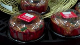 Fruit Cake at Walmart 2017