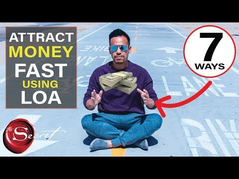 , title : '7 Ways to Manifest Money Fast | Law of Attraction [This Really Works!!]
