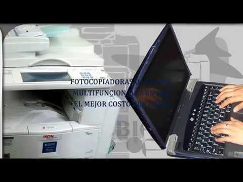 Fotocopiadora Laser Ricoh Aficio Mp 2851 Impresora B N