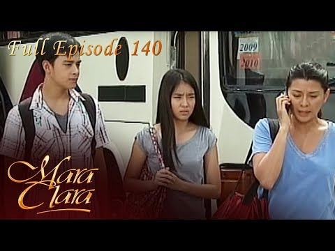 Full Episode 140 | Mara Clara