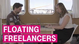 De Uitdagers: Dobberend door je to-do met de Floating Freelancers
