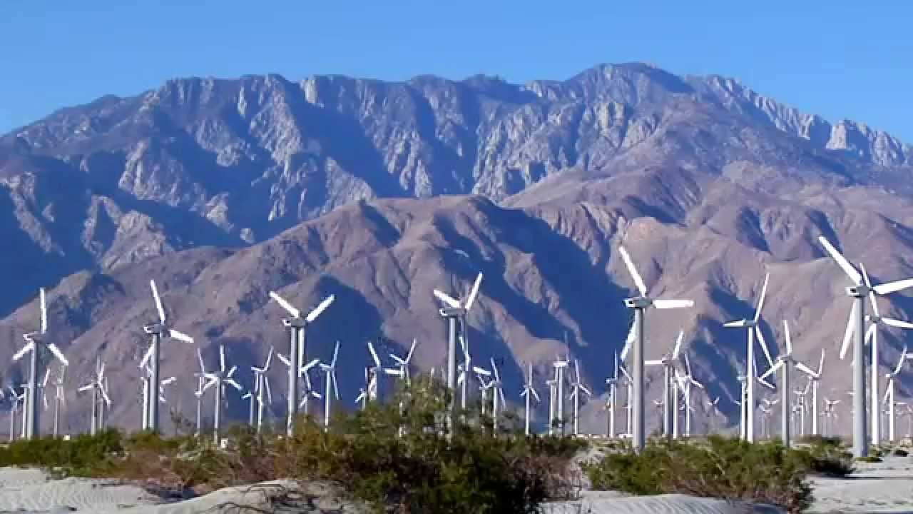 Palm Springs Windmill Tours - Palm Springs CA
