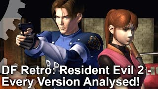 DF Retro: Resident Evil 2 - Classic Survival Horror - Every Version Analysed!