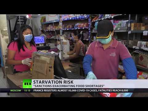 COVID-19   Sanctions may lead to starvation