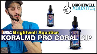 Stop putting your corals at risk! Brightwell Aquatics Koral MD Pro