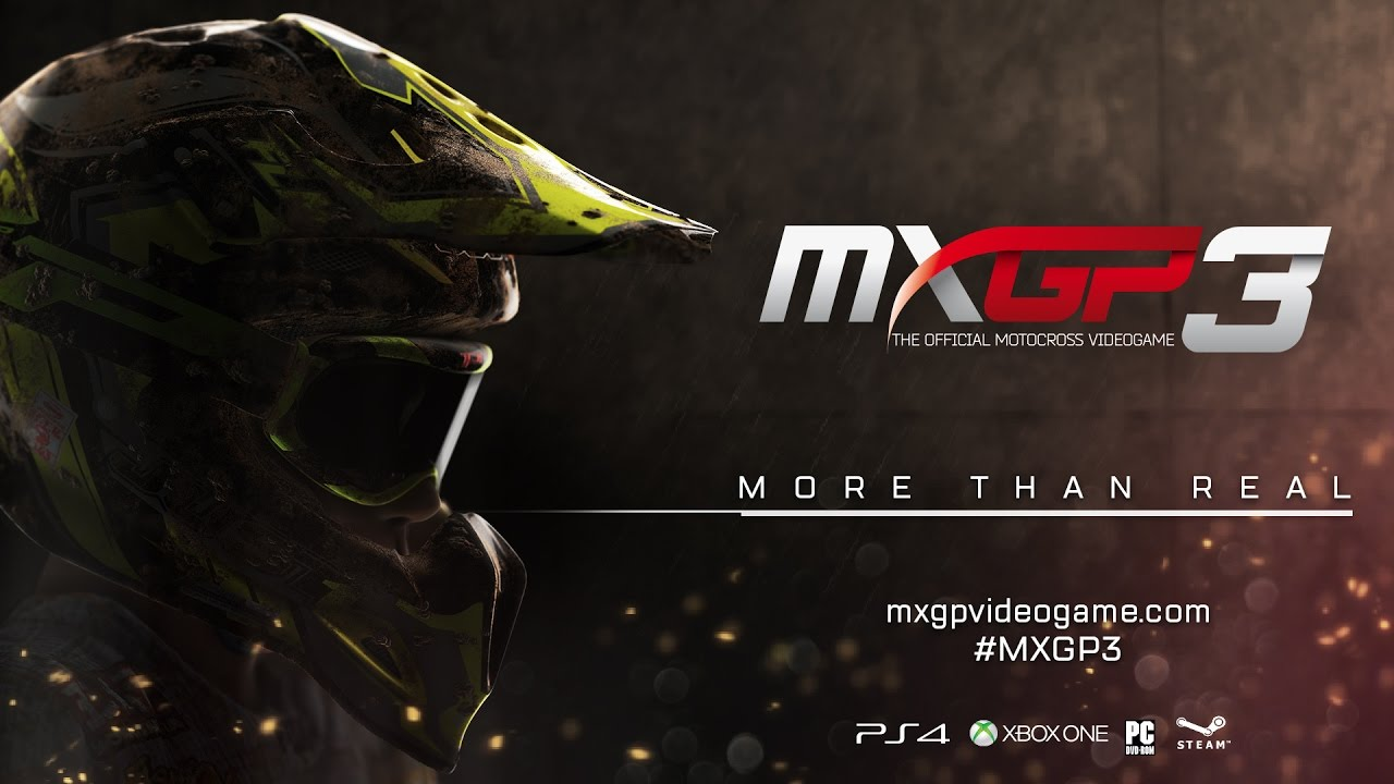 Trailer di MXGP3 - The Official Motocross Videogame