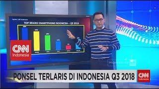 Inilah Smartphone Terpopuler di Indonesia 2018