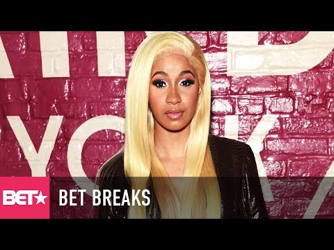 Cardi B Makes History... Again! - BET Breaks
