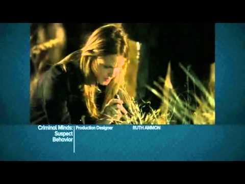 Criminal Minds: Suspect Behavior 1.09 (Preview)