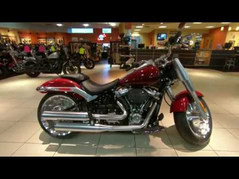 2020 Harley-Davidson Softail Fatboy FLFBS