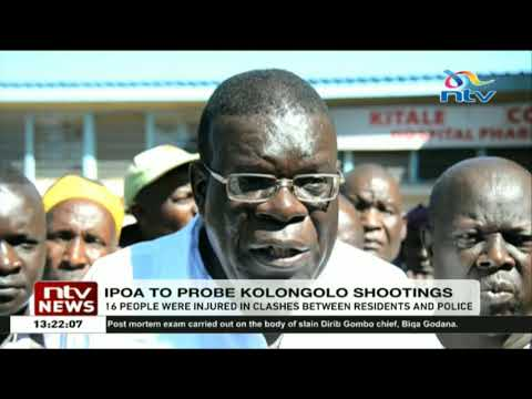 IPOA investigates the killing of 5 civilians by police