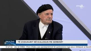 Imazh i Ditës - Të zhdukurit në dialogun me Serbinë? 09.06.2021
