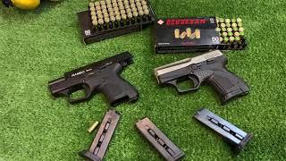ทดสอบปืนแบลงค์กัน RAMBO 9MM ค่าย KRAL ARMS ตุรกี ปืนใช้แสดงหนังแสดงละคร ปืนสะสม