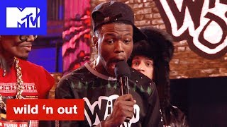 Even Santa Won't Take DC Young Fly's Mom's Cookie | Wild 'N Out | #Wildstyle