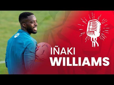 🎙️ Iñaki Williams | Rueda de prensa | Prentsaurrekoa