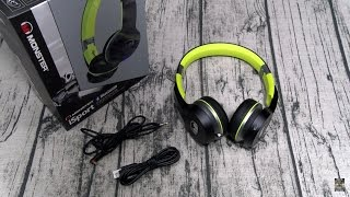 Monster iSport Freedom V2 Wireless Sports Headphones