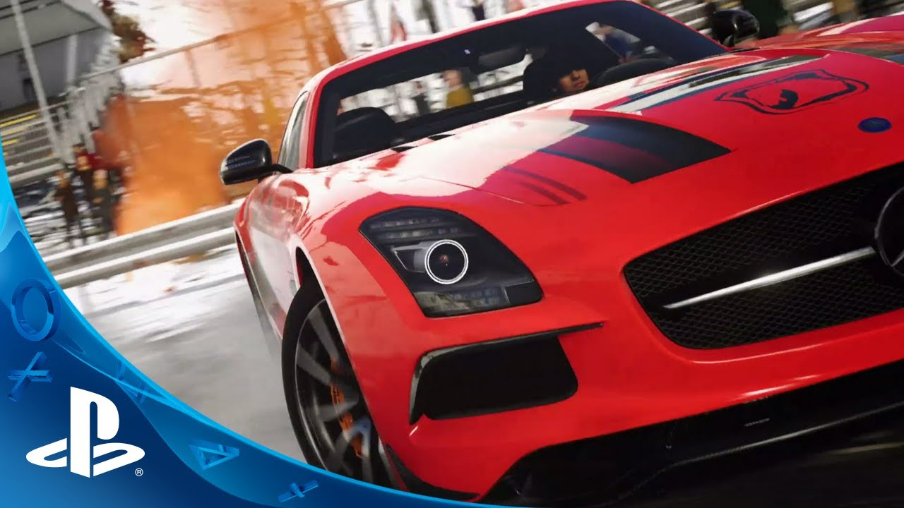Behind the Wheel of Driveclub on PS4