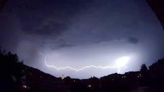 Nevihta nad Ljutomerom
