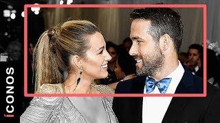 La Historia De Amor De Blake Lively Y Ryan Reynolds | íconos