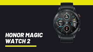 Honor Magic Watch 2 im Test - Die bessere GT2 zum kleinen Preis?