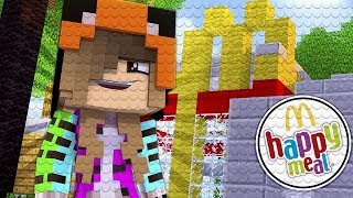 WHEN THE WORLD TUNRS TO LEGO!!w/Little Carly and Baby Ariana (Minecraft Custom Roleplay)