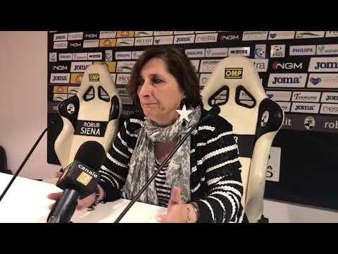 Anna Durio e Trani dopo Siena-Arzachena - 2019
