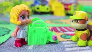 щенячий патруль мультики с игрушками ЛОЛ Кукла Сюрприз распаковка Видео для Детей LOL Surprise Dolls