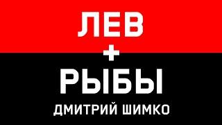 РЫБЫ+ЛЕВ - Совместимость - Астротиполог - Дмитрий Шимко