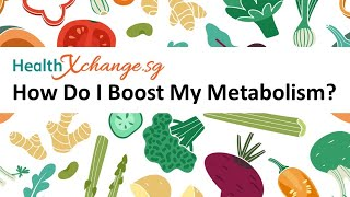 Eat Healthy And Boost Your Metabolism!