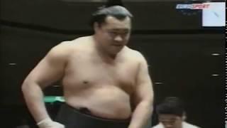 Aki2001Day9Kokonoka-me平成13年秋場所9日目