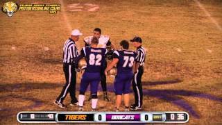 Prairie Grove (55) vs Berryville (8) 2015