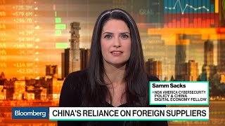 U.S. Wants to Take Down Huawei, New America's Sacks Says