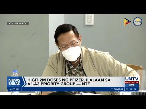[UNTV]  UNTV News Break | June 11, 2021 | 9:30am