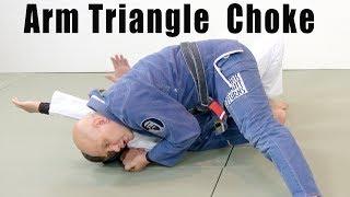 Making Your Arm Triangle Choke Super Powerful