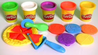 "Funtoys Disneycollector presents Play Doh Lunchtime Creations Playset by Sweet Shoppe. Help kids use the tools to make dough sandwiches, cheese pizza, toast, apple cake, cookies and other sweets. You can also make fruits like banana, apple, orange, blueberry, grapes. Also learn to count the numbers 123.  The set includes 3 Bread Slice Cutters, Pizza Mold, Pizza Cutter, Pizza Server, Apple Book Mold, Cookie Cutter, 2 Plates, Roller and 5 cans of plastilina Play-Doh.   ALSO WATCH THESE VIDEOS:  Play-Doh Scoops and Treats Popsicles Heladería. https://www.youtube.com/watch?v=sdofOqLbrQo  DIY Ice Cream Waffle Cones and Popsicles w/ Plastilina Playdough: https://www.youtube.com/watch?v=FsLfGXJh89A  Play-Doh Magic Swirl Shop Froyo Machine: https://www.youtube.com/watch?v=TEzynaewcgU   Shopkins Scoops Ice Cream Truck Playset with Disney Frozen Anna Elsa - Camion de Helados Shopkins. https://youtu.be/fYbUNqzn0L8  Play-Doh Popsicles Scoops 'n Treats DIY Ice Cream Ultimate Rainbow Popsicle Paleta Ghiacciolo. https://youtu.be/8lY_tuH925w  Play Doh McDonald's Restaurant Barbie Drive-Thru Playset:  https://www.youtube.com/watch?v=SFM2P6R6Ro4  Play-Doh McDonalds Restaurant McQueen @ Drive-Thru: https://www.youtube.com/watch?v=C8QasEo0N6I   MoonDough Hamburgers McDonalds Restaurant Hamburguesa. https://www.youtube.com/watch?v=LazzJtxNz4c  Barbie Chef of Dough Kitchen Dessert Maker Ice Cream Machine. https://www.youtube.com/watch?v=_rPsruINXBY  MoonDough Ice Cream Heladeria & Golosinas Sorveteria. https://www.youtube.com/watch?v=PLO0s2u7KGE  Play-Doh Hello-Kitty Pastry Shop Donuts IceCream Cupcakes. https://www.youtube.com/watch?v=PHfddf9m1yY  Play-Doh Hello-Kitty Learn to Make Donuts Doughnuts.  https://www.youtube.com/watch?v=PUB45hmqFKo  Play-Doh Sundae Cart with Ice Cream Carrito Helatos y Paletas: https://www.youtube.com/watch?v=S93BMDoY5fA  Play-Doh Fun Factory Machine Spin 'n Store Rainbow Popsicle. https://www.youtube.com/watch?v=CwnGjKs1Y6c  Make Popsicles for PigGeorge & PeppaPig with Play-Doh Scoops 'n Treats"". https://www.youtube.com/watch?v=dRdqqNq8sVQ  PlayDoh Pastry Chef Peppa Pig Mini Pizzeria Shop: http://www.youtube.com/watch?v=jhHo7ZH6lLY  PigGeorge Comiendo Helados Peppa's Ice Cream Shop Lego Blocks - Heladería Peppa Pig con Cucuruchos. https://youtu.be/GfvZpKZdqdY"