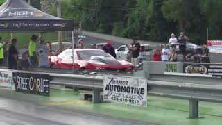 Ryan Martin and his Fireball Camaro at Brainerd Motorsports Park 7/7/18