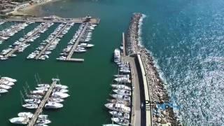 Marina di Salivoli-Pianeta Mare Charter- By DroneWorks