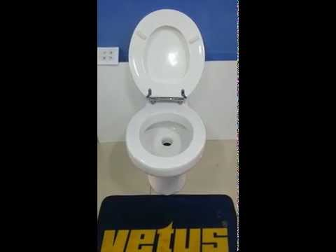 Portable Electric Toilet