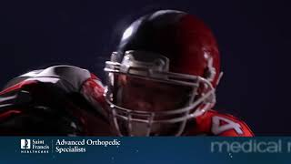 Medical Minute: Sports Medicine and Getting Athletes Back in the Game with Dr. James Edwards