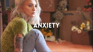 Julia Michaels - Anxiety (feat. Selena Gomez) - Lyrics
