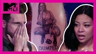 Will This 'Sh--ty' Tattoo Cause A Breakup? | How Far Is Tattoo Far? | MTV
