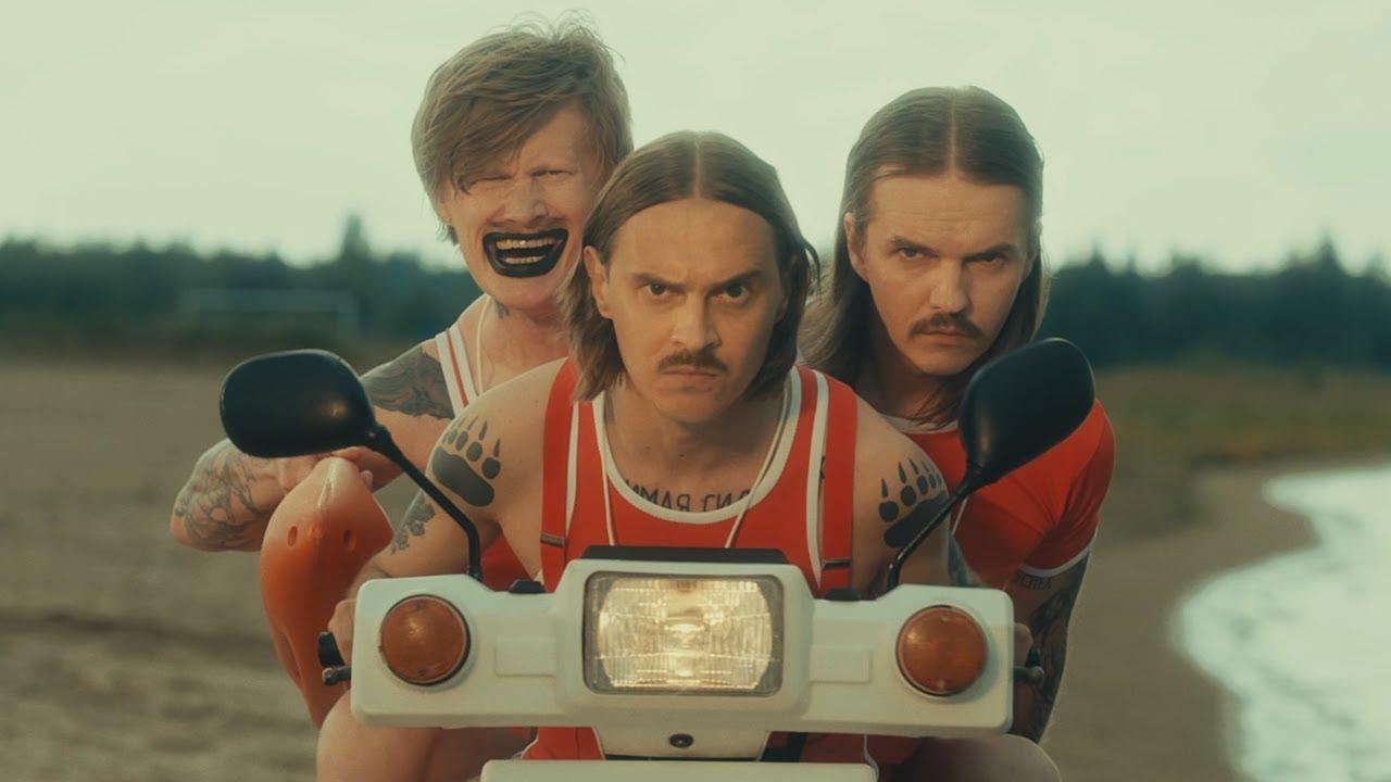 Little Big ft. Netta — Moustache