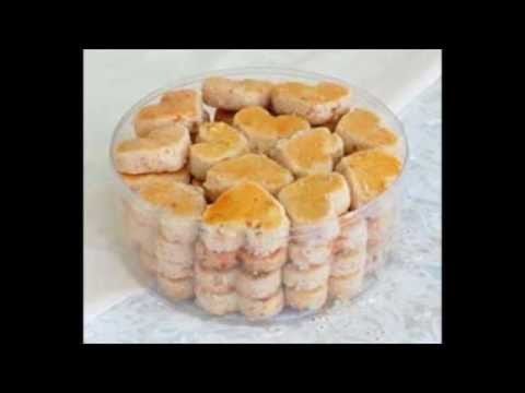 Video Resep Cara Membuat Kue Kering Kacang