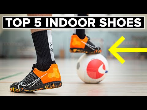 Best INDOOR football shoes 2020 | Top 5