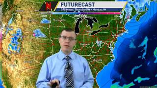 Major January Snowstorm Possible January 18-21, 2019