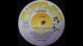 Musik-Video-Miniaturansicht zu Come & Talk to Me (Remix) Songtext von Jodeci