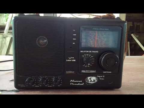 Motobras 12 faixas, Radio Aparecida 11855 khz