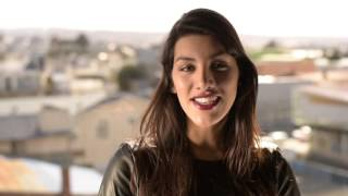 Javiera Meza Carrillo Miss Earth Punta Arenas 2015 Introduction Video for Miss Earth Chile 2015