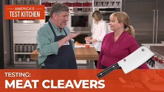 Our Equipment Review of Meat Cleavers